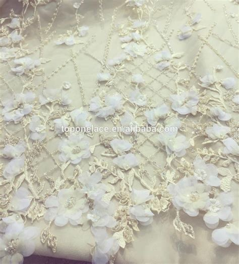 beaded fabric wholesale 2017 wholesale haute couture handmade beaded indian lace