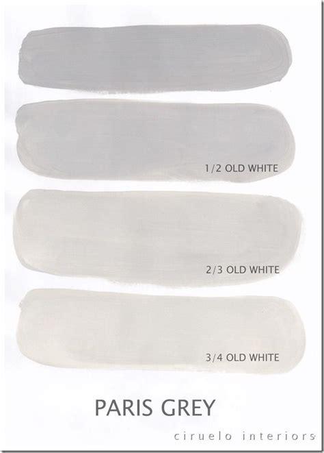 chalk paint mixed colors sloan white mix paint chart color