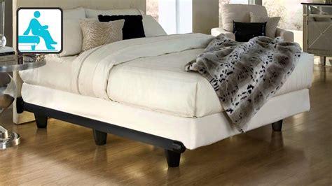 knickerbocker bed frames in depth embrace bed frame by knickerbocker bed company