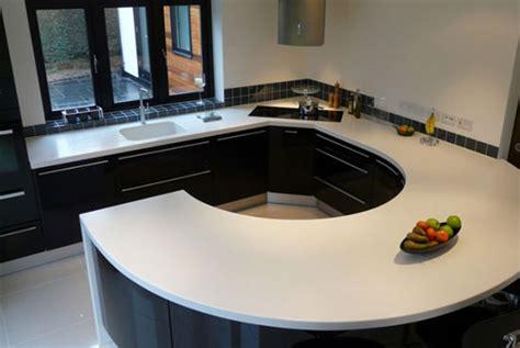 kitchen worktop designs corian kitchen worktops cjem worksurfaces corian