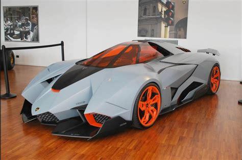 Lamborghini Egoista 2016   Lamborghini 2017
