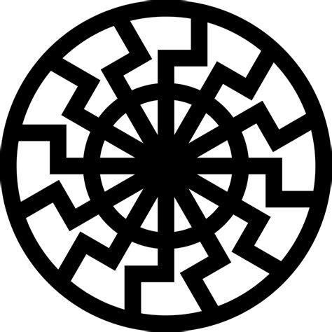 black sun file black sun svg wikimedia commons