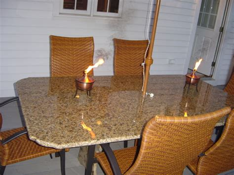 granite patio tables granite patio tables granite patio table other metro by