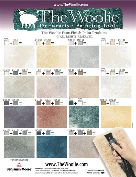 home depot faux paint colors benjamin faux finish color sle combinations by