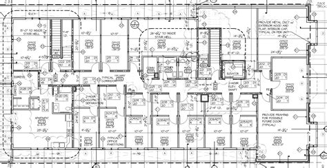 building floor plan 6 best images of floor plans office space building floor plans with dimensions planned