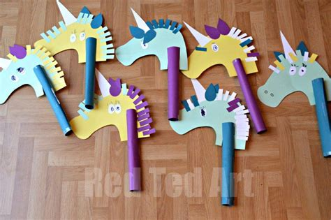 www crafts unicorn crafts for preschoolers ted s