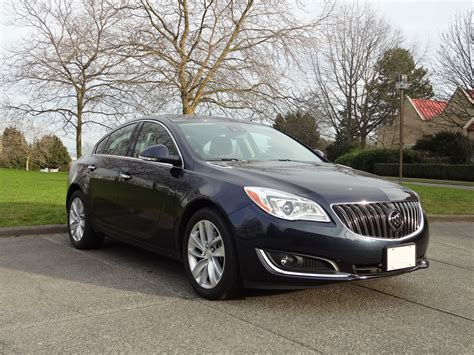 2014 Buick Regal Turbo by 2014 Buick Regal Turbo Awd Road Test Review Carcostcanada