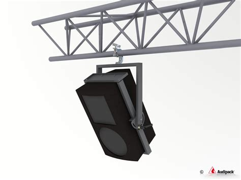 speaker truss mounts audipack it s great to have solutions