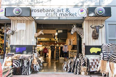 craft market rosebank