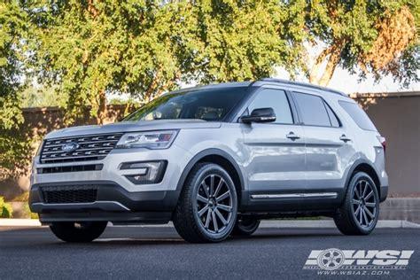 Ford Explorer Rims by 2017 Ford Explorer Black Rims 2018 2019 2020 Ford Cars