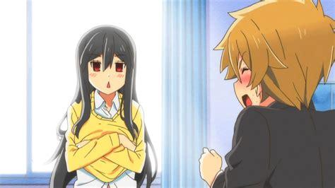 onee chan ga kita onee chan ga kita anime animeclick it