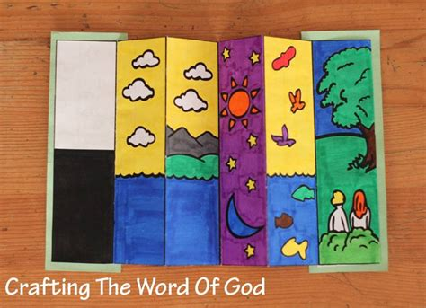 creation crafts for creation 171 crafting the word of god