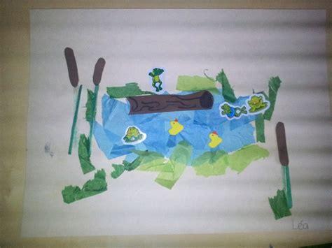 pond crafts for pond preschooler version preschool pond theme