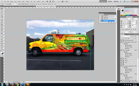 Car Photoshop Program by What Is The Best Vehicle Wrap Design Software