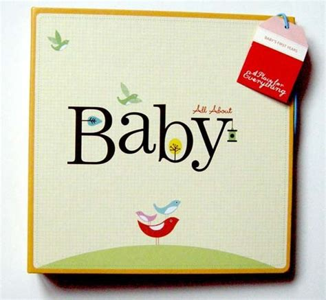 Limited Edition Baby Book