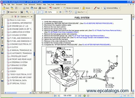 free car manuals to download 2004 mazda b series plus head up display service manual online car repair manuals free 1993 mazda b series security system 1993 mazda
