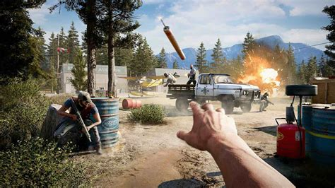 Praise Rngesus Far Cry 5 Is On The Right Path To