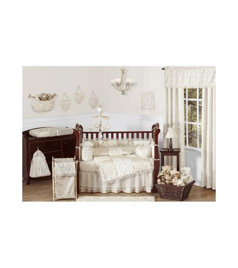 sweet jojo designs victoria 9 piece crib bedding set