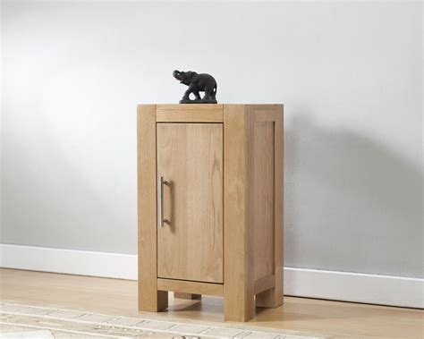 small storage cabinets with doors oak small cabinet with 1 door