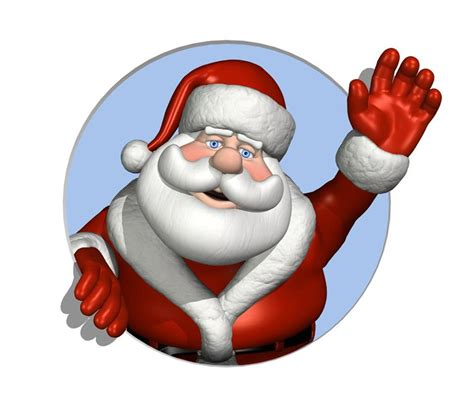 large santa santa clipart free large images