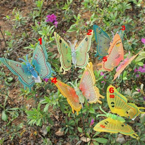 flower garden ornaments new butterfly garden ornaments garden plants