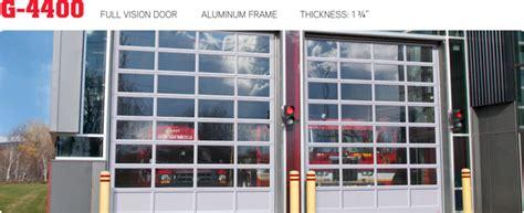g g garage doors g 4400 commercial garage door manufacturer garaga