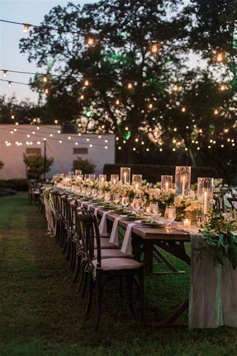 backyard reception ideas fall autumn archives oh best day