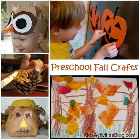 kid fall craft ideas fall craft ideas preschoolers image search results