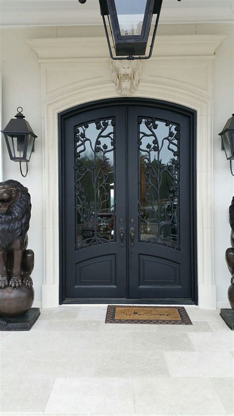 iron front doors for homes 25 best ideas about iron doors on wrought