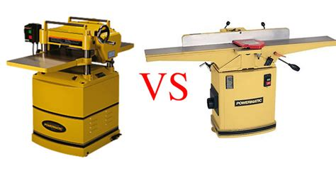 what is a jointer used for in woodworking which comes planer or jointer the wood whisperer