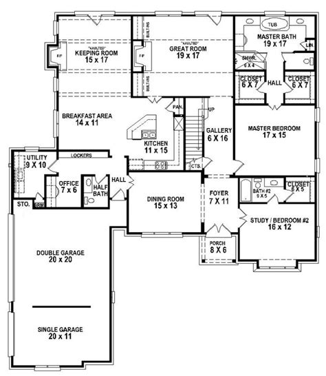 house plans 5 bedrooms 5 bedroom home plans newsonair org