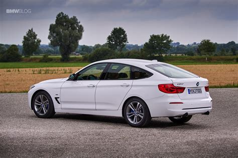 Bmw 3 Gt by World Premiere Bmw 3 Series Gran Turismo Facelift