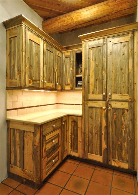 colorado woodworking colorado beetle kill pine kitchen rustic denver by