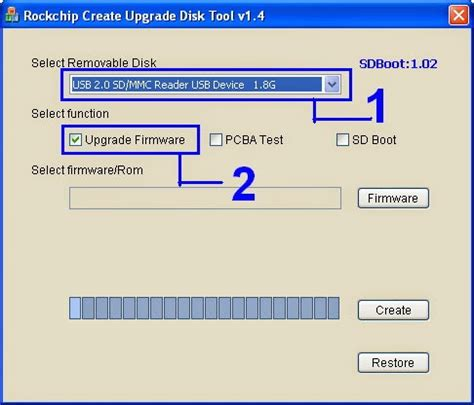 make an sd card bootable image gallery sdcard tool