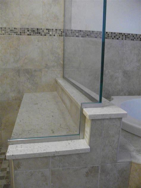 shower door u channel securing glass panels or channel do it frameless