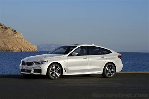 Gt Bmw by The 5 Series Gt Becomes The 2018 6 Series Gran Turismo Bmw