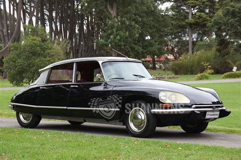 Citroen Ds21 by Sold Citroen Ds 21 Sedan Auctions Lot 23 Shannons