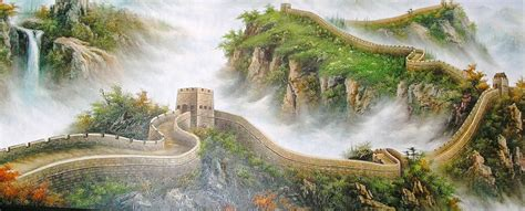 china painting the o jays great wall of china and china painting on