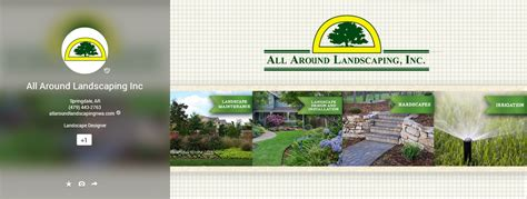 all around landscaping all around landscaping inc the belford
