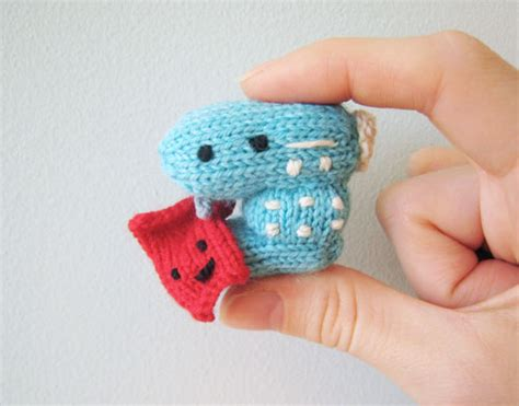 tiny knitted things mochimochi land 171 things 171 page 6