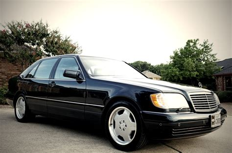 Mercedes W140 by Mercedes W140 S600 On Amg Monoblocks Benztuning