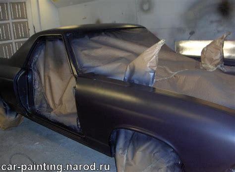 spray painting a car auto spray paint cans