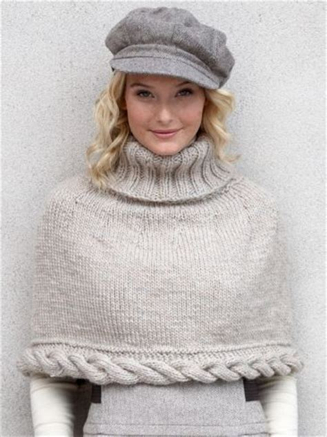 knit capelet 1000 ideas about poncho knitting patterns on