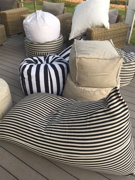Pouf Bean Bag Chairs by Best 25 Bean Bags Ideas On Bean Bag Beanbag