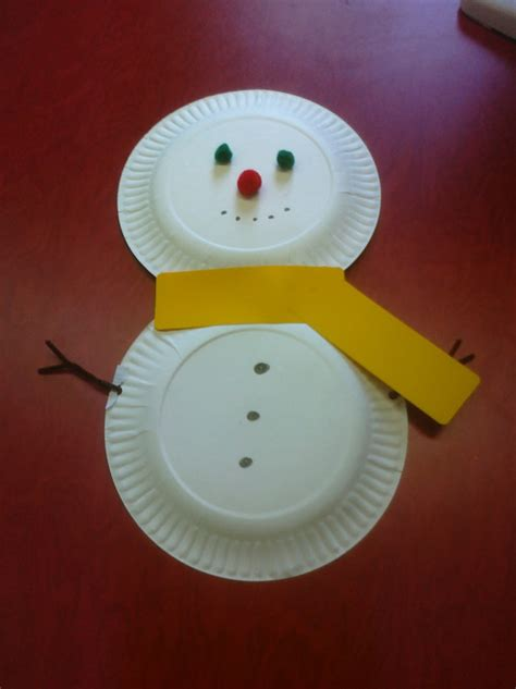 snowman paper crafts 21 easy paper plate snowman ideas for your guide