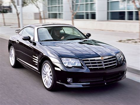 Chrysler Crossfire Srt 6 by 2005 Chrysler Crossfire Srt 6 Review Supercars Net