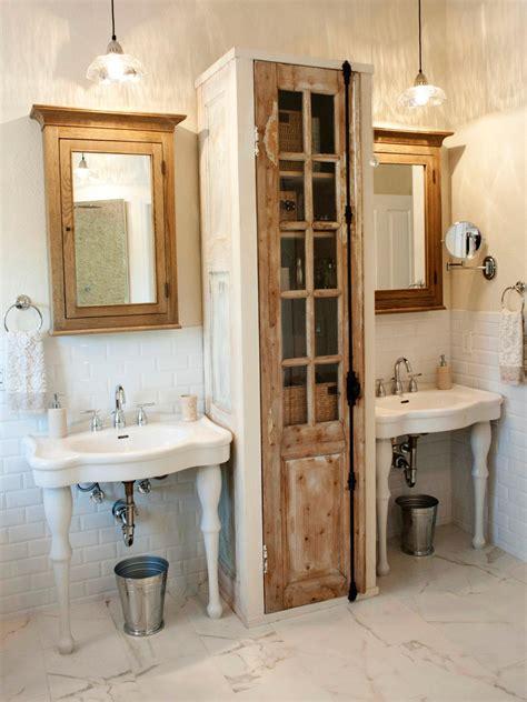 modular bathroom storage modular bathroom cabinets hgtv