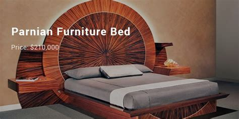 expensive bed frames 10 most expensive priced beds and mattresses list