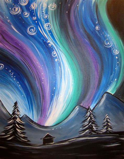muse paintbar calendar northern lights muse paintbar events painting classes