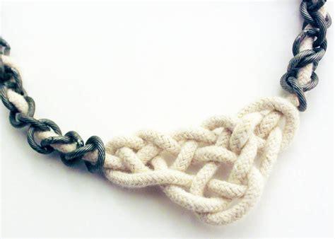 Make A Celtic Knot Necklace 187 Dollar Store Crafts